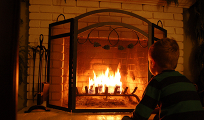 Follow these energy-saving tips to make the most efficient use of your fireplace.
